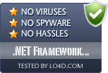 .NET Framework Cleanup Tool is free of viruses and malware.