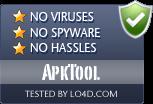 ApkTool is free of viruses and malware.
