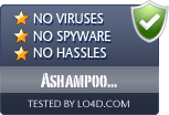 Ashampoo WinOptimizer is free of viruses and malware.