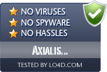 Axialis IconWorkshop is free of viruses and malware.