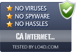 CA Internet Security (formerly Tiny Personal Firewall) is free of viruses and malware.