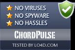 ChordPulse is free of viruses and malware.
