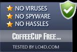 CoffeeCup Free Image Slicer is free of viruses and malware.
