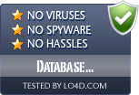 Database Viewer-Editor is free of viruses and malware.