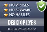 Desktop Eyes is free of viruses and malware.