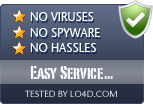 Easy Service Optimizer is free of viruses and malware.