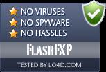 FlashFXP is free of viruses and malware.