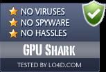GPU Shark is free of viruses and malware.