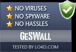 [firewall] Personal Firewall GeSWall