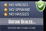 Guitar Scales Method is free of viruses and malware.