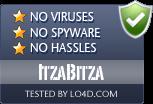 ItzaBitza is free of viruses and malware.