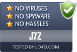 J7Z is free of viruses and malware.