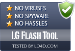 LG Flash Tool is free of viruses and malware.