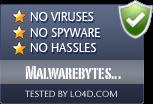 Malwarebytes Anti-Exploit is free of viruses and malware.