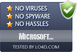 Microsoft Mathematics is free of viruses and malware.