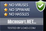 Microsoft.NET Framework 3.5 Offline Installer is free of viruses and malware.