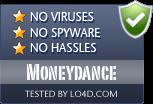 Moneydance is free of viruses and malware.