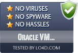 Oracle VM VirtualBox is free of viruses and malware.