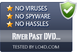 River Past DVD QuickRip is free of viruses and malware.