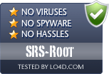 SRS-Root is free of viruses and malware.