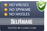 SelfImage is free of viruses and malware.