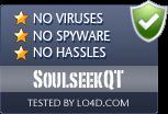 SoulseekQT is free of viruses and malware.