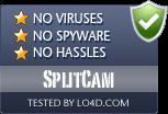 SplitCam is free of viruses and malware.