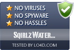 Sqirlz Water Reflections is free of viruses and malware.