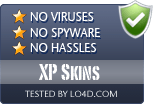 XP Skins is free of viruses and malware.